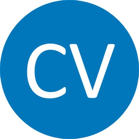 Curriculum vitae uk model